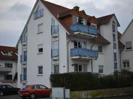 Gepflegte 3-Zimmer-Wohnung mit Einbauküche in Alzey