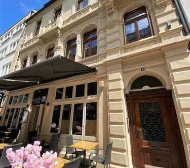 Wunderschöne, sanierte 2-Zimmer-Wohnung in bester Wiesbadener Innenstadtlage!