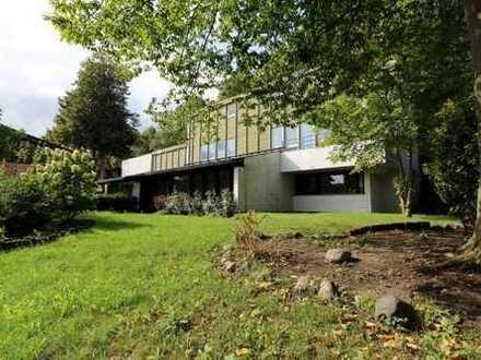 Das besondere Mietobjekt: Architektenhaus mit großzügigem Grundriss