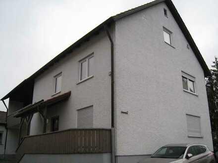Single-DG-Wohnung mit Einbauküche in Eitensheim