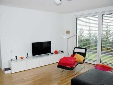 Exclusive, neuwertige 3-Zimmer-Erdgeschosswohnung mit Terasse und EBK in Bad Vilbel