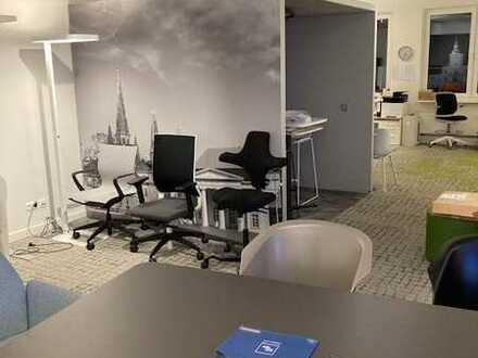 Moderne Open Space Bürofläche zu vermieten