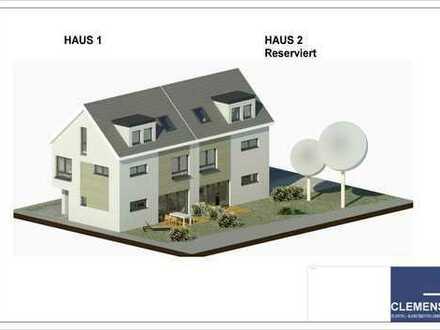 TOP modern gestaltete DHH ! Neubau Erstbezug in ruhiger angenehmer Wohnlage von Weiterstadt!