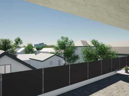 Neubau - Traumhafte 2 bzw. 3 Zimmer Penthauswohnung mit umlaufender Dachterrasse - B37 und B38