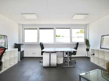 Modernes & geräumiges Einzelbüro in Karlsruhe (Durlach)