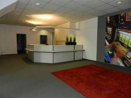 Große Büroetage in Bahnhofsnähe!!!