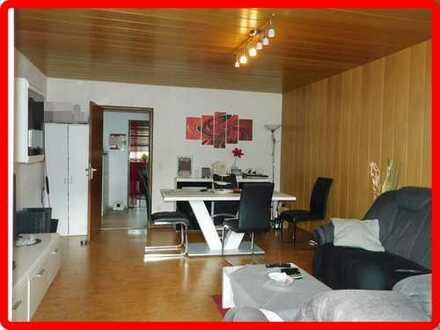 *3 Zi. EG-Wohnung mit großem Balkon und Garage in Schorndorf!