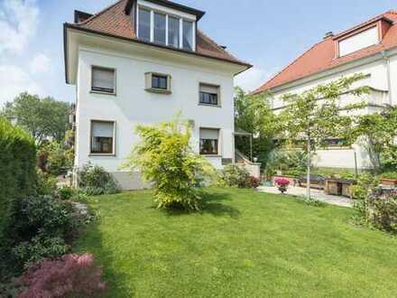 Exklusive, gepflegte 4-Zimmer-Wohnung mit Balkon in Heidelberg in bester Lage, Neckarblick