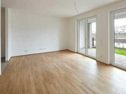 schöne 3-Zimmer-Wohnung mit Terrasse in Köln Ossendorf , NEUBAU (5016_62)