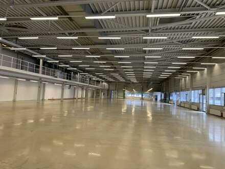 Produktions- und Lagehalle innerhalb Gewerbepark