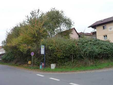 GANESHA-IMMOBILIEN...Baugrundstück, zentral gelegen für ein Wohn und Geschäftshaus zu verkaufen !