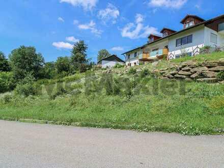 Absolute Ruhe nahe Straubing: Teilerschlossenes Grundstück für Ihr Familiendomizil