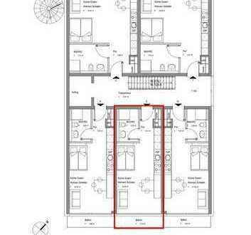 *Kaufangebot liegt vor* NEUBAU - Solide Kapitalanlage in moderner Wohnanlage (1.OG) - Kiel/Damperhof