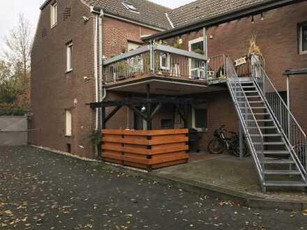 EG-Wohnung in Nettetal-Breyell mit 4 Zimmern und großer Küche und überdachter Terrasse zu vermieten