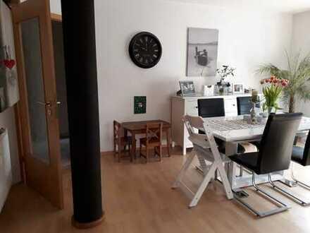 Gepflegte 3-Zimmer-Erdgeschosswohnung mit Terrasse und EBK in Pfaffenhofen