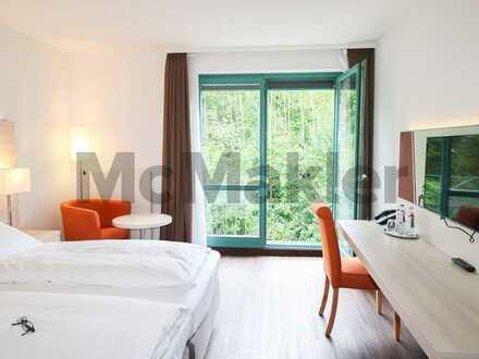Kapitalanlage in Schwäbischer Alb: Gehoben ausgestattetes Hotelzimmer in 4-Sterne-Hotel mit Therme