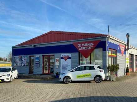 Kfz-Werkstatt als zertifizierter PSP-Prüfstützpunkt, Reifendienst, Autohandel, Kundenstamm