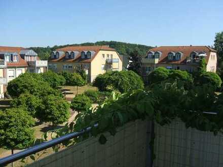Bes.: Do., 28.11.19 um 10:30 Uhr! Helle, 2-Zi-Dachgeschoss-Whg mit Balkon in Schwielowsee (Whg. 08)