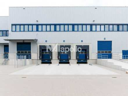 PROVISIONSFREI | IM CO-ALLEINAUFTRAG | ca. 11.300 m² Neubau-Logistikfläche | teilbar | Bezug 2020