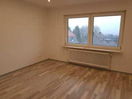 Frisch renovierte 3 Zimmer Wohnung mit großzügigem Balkon und einzigartiger Aussicht