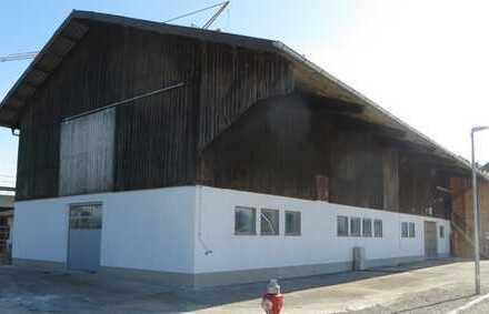 Lager-/Produktionsgebäude mit Büroanbau in Valley!