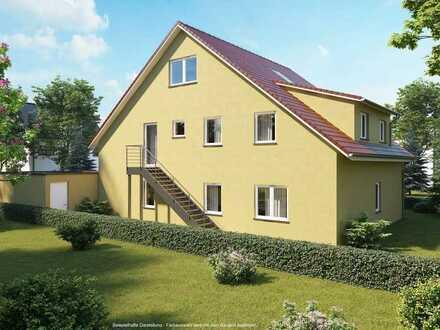 Wohnen auf 2 Etagen in modernem Zweifamilienhaus!