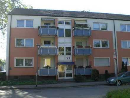 3-Zimmerwohnung mit Balkon und Tageslichtbad