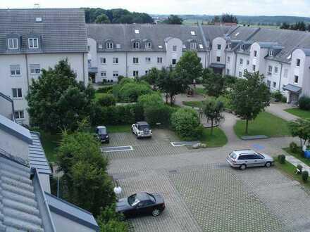 2 Zimmer Wohnung mit Balkon und Tiefgaragenstellplatz in Günzburg