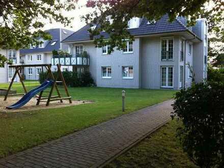 3-Zimmer-Wohnung mit Terrasse in Oberneuland