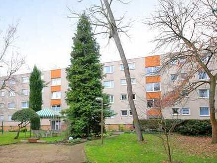 Freundliche 4-Zimmer-Wohnung mit Balkon in Mannheim Gartenstadt