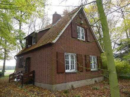 Einfamilienhaus auf 3367 m² Grundstück in Wingst