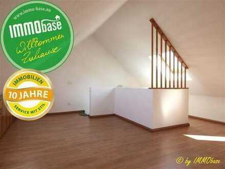 Potential zum Wohlfühlen - 2 Balkone und große Küche!