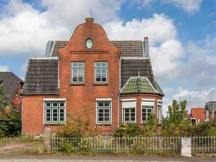 Haus und Grundstück mit Potential in Husum