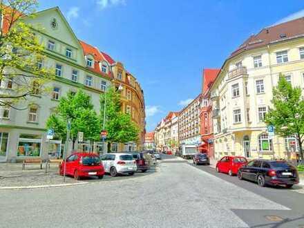 Moderne 4-Raum-Wohnung mit Erker - Wanne und Dusche - in Bautzen
