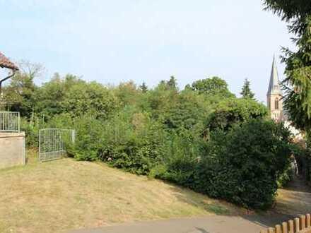 Baugrundstück mit schöner Blicklage zum Ortszentrum * keine Käuferprovision