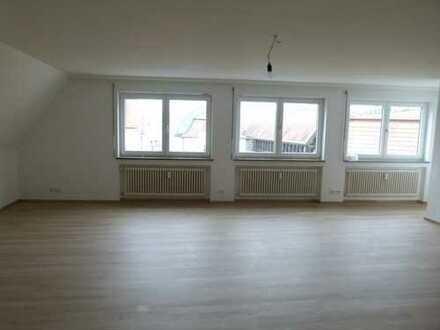 Zentrale und neuwertige 2-Zimmer-Wohnung in Memmingen
