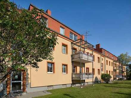 Bild_Kleine Zwei-Zimmer-Wohnung in Finow