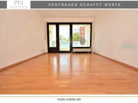 2-Zimmer-Etagenwohnung mit viel Potential im Westen von Neu-Isenburg