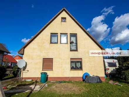 IMMOBERLIN.DE - Gepflegtes Ein-/Zweifamilienhaus in sehr wohnlicher Lage