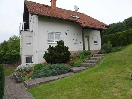 Genießen Sie den ländlichem Flair!  Einfamilienhaus mit großem Grundstück in Feldrandlage!
