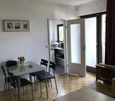 Ruhiges, möbliertes Appartement in Bonn-Friesdorf
