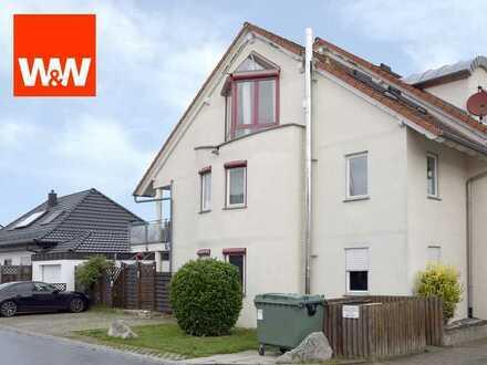 Gemütliche 2-Zimmer-Wohnung mit Terrasse und Garten in Sachsenheim!