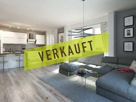 NEUES KAFFEEQUARTIER - Große 4-Zimmer-Wohnung mit Balkon (C12)