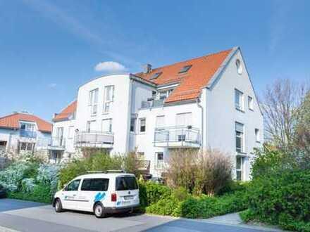 Dresden-Mobschatz großzügige 2-Zimmer-Erdgeschoss-Wohnung