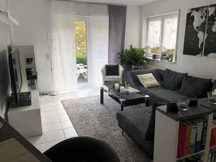 Schöne 2-Zimmer-Wohnung mit EBK und Terrasse in Nassau
