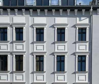 Premium Dachgeschosswohnung mit High-Lights wie Fenster und Türen in XL