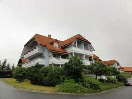 Höckendorf ! Schöne ruhige 1-Raum-Wohnung mit Dachterrasse!