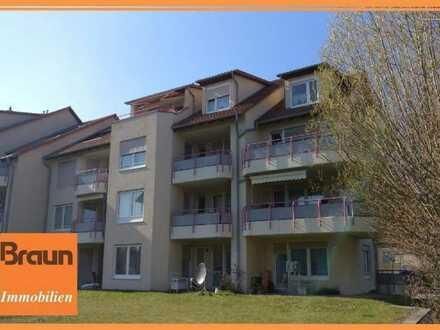Charmante 2,5-Zimmer-Eigentumswohnung in Trossingen, inklusive Pkw-Außenstellplatz