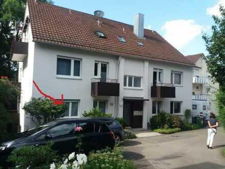 Privatverkauf 2-Zimmer-Wohnung mit Balkon aus Nachlass