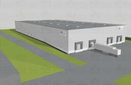NEUBAU Logistikzentrum in Trier
